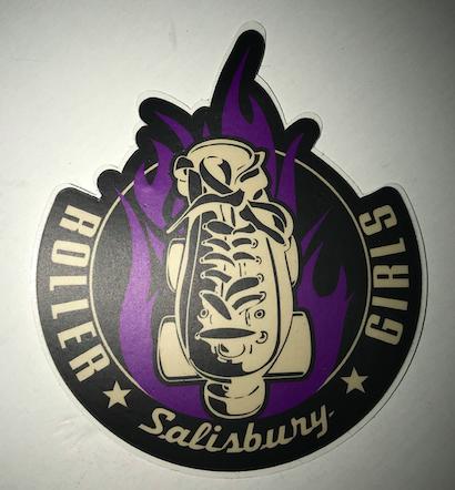 Logo Sticker - $3