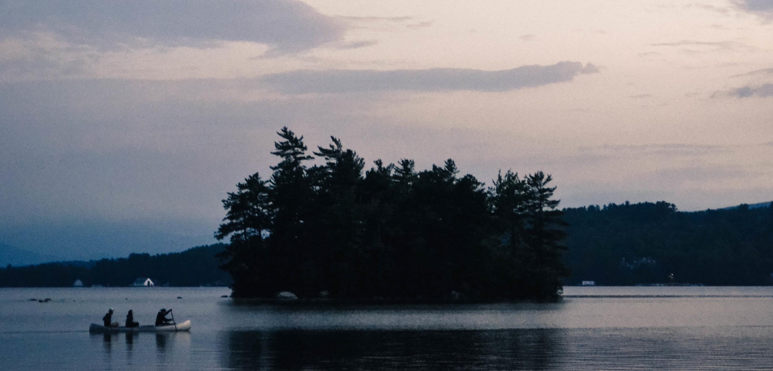 Lake Winnipesuakee, New Hampshire