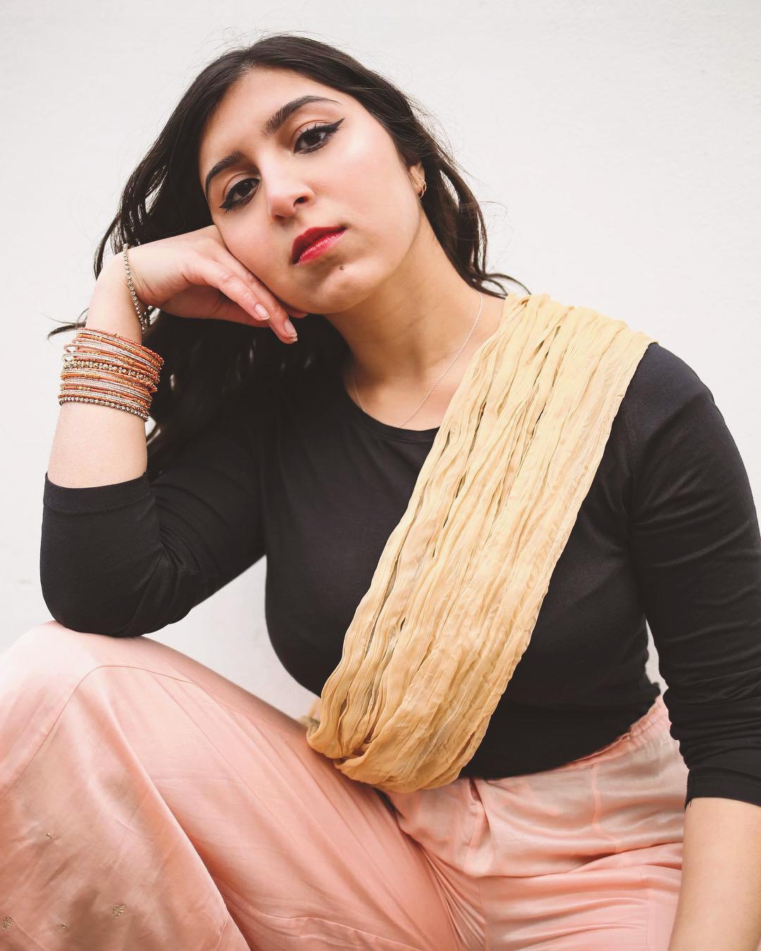 Amani Saeed — Photography by Kiran Gidda •