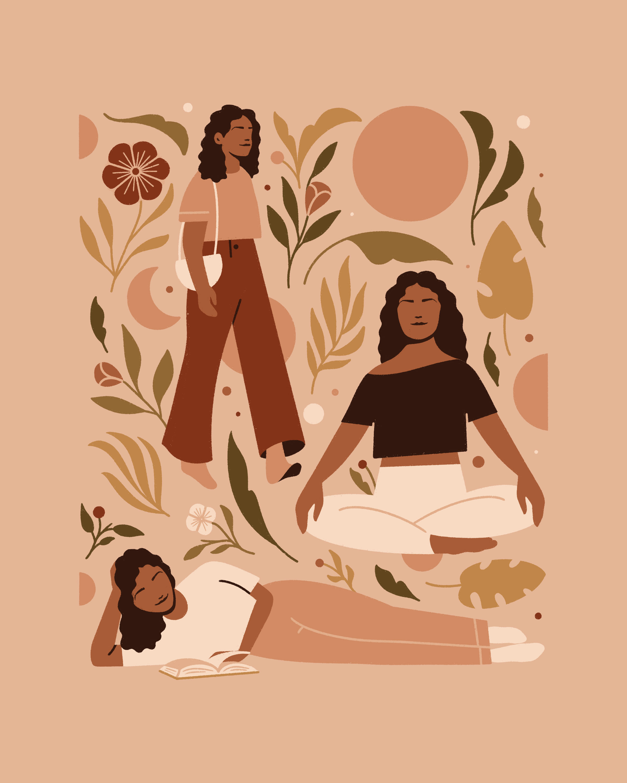 Illustration by Samantha Nickerson •