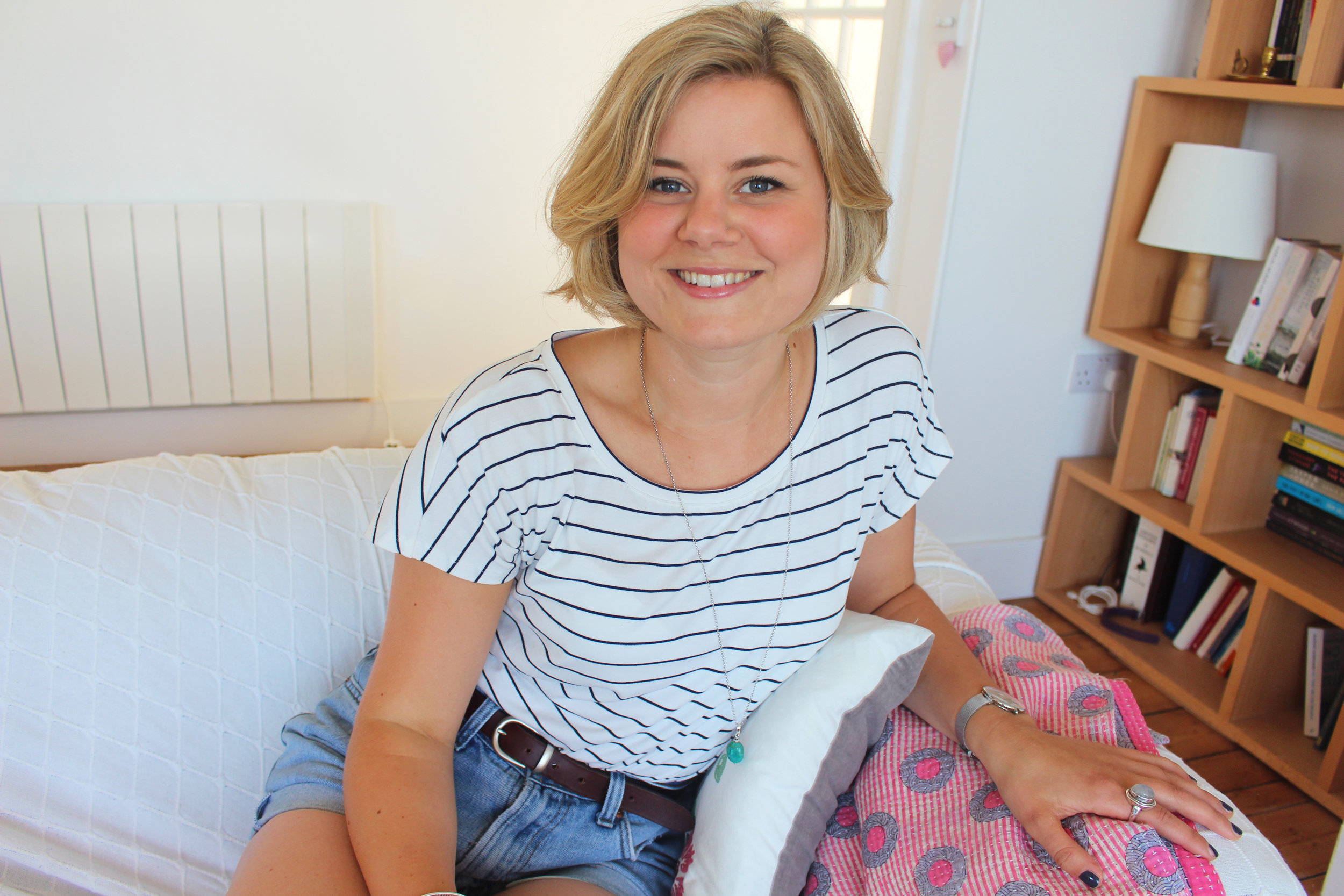 Bethia Naughton-Rumbo, marketing and communications consultant based in Cornwall.