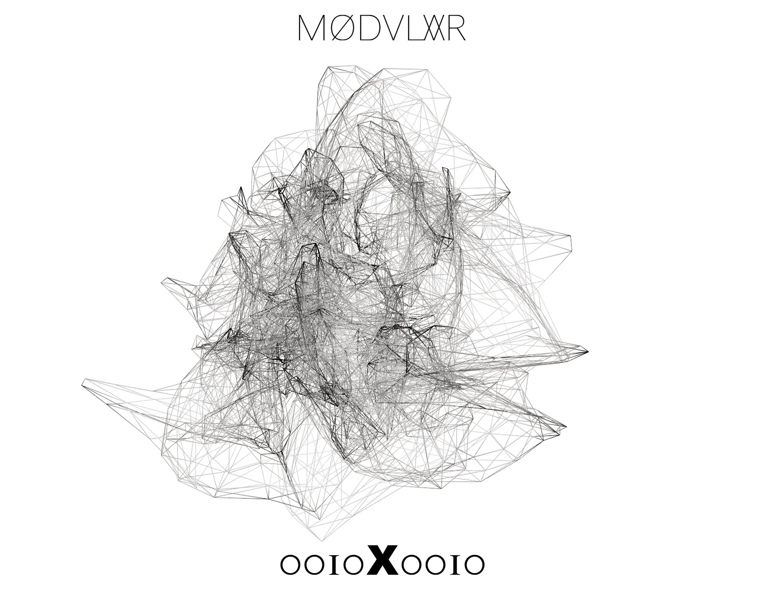 Artist: 0010×0010 Title: MØDVLXXR Label: Modular Freq  Genre: Techno  Modular Freq is happy to announce the release of 'MØDVLXXR'. A new 100% modular performed album by multimedia artist  0010×0010 .
