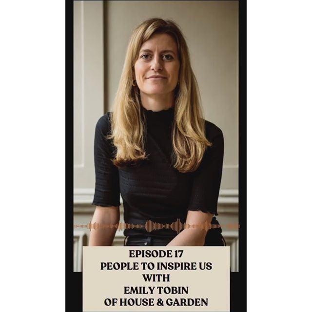 I'm a little late to the party as usual, but if you haven't already, go and listen to this straight away.  @up.with.the.lark interviewing the wonderful @emily.k.tobin . Wise women sharing their considerable wisdom about the importance of looking up, looking around, looking longer - consuming the amazing wealth of art and culture around us.  That alongside great practical advice for us artists and makers about working with the press and nurturing the creative process. . Link in bio of @up.with.the.lark . . . . . #artpodcast  #podcast #craft #ukcrafts #contemporaryart #contemporarycraft  #interiors #interiordesign #design #furnituredesign #furniture #britishdesigner #makersmovement #maker #handmade #makersgonnamake