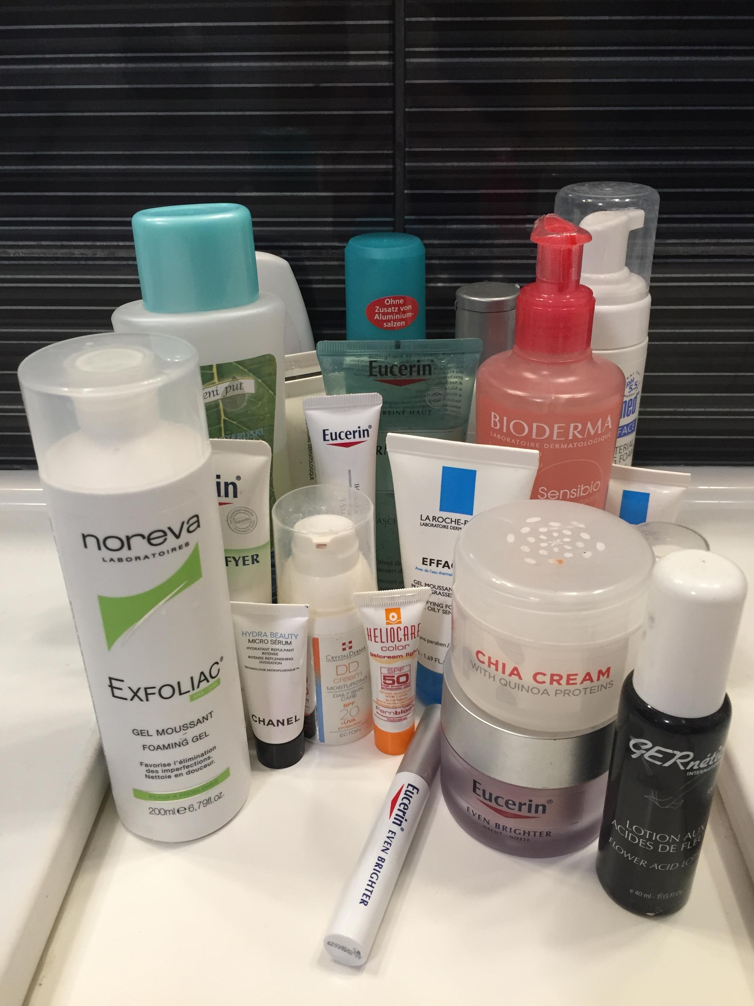 Koliko je teško odabrati pravi proizvod za negu svoje kože - deo moje lične kozmetike