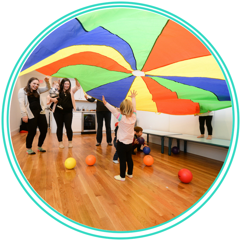 Birthday Parties - Birthday party rentals include a 2-hour time block for your party at our South Boston Studio. You get a set up of tables, chairs, toys, games and access to our sound system. The only thing you need to worry about is food for your guests.Cost: Party rentals start at $300