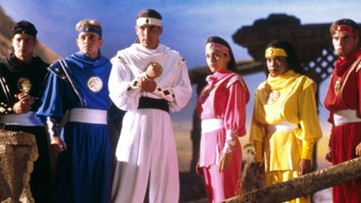 Mighty Morphin' Power Rangers The Movie - Listen on Apple . on Google . on Spotify