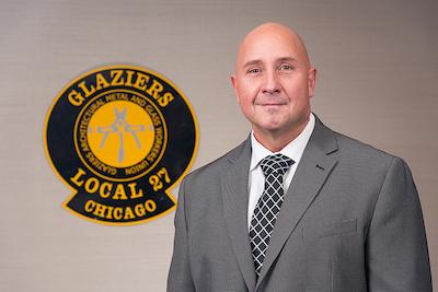 Michael Mabus - Business Representative
