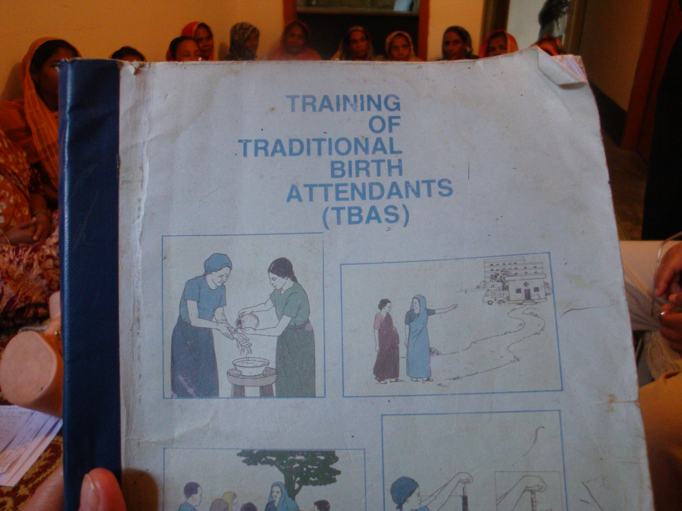 Traditional Birth Attendant (TBA) Training - 92% of pregnant women in Bangladesh deliver at home unattended by skilled personnel. LHCB started TBA training in 1996 and has trained over 300 TBAs to assist mothers in their villages with safe child birth. In addition to delivering babies, the TBAs work with mothers before and after delivery, instructing them in appropriate health care, immunizations, and infant care. They monitor the pregnant mothers and refer those women with high risk pregnancies to the hospital in Dumki for delivery under close supervision.