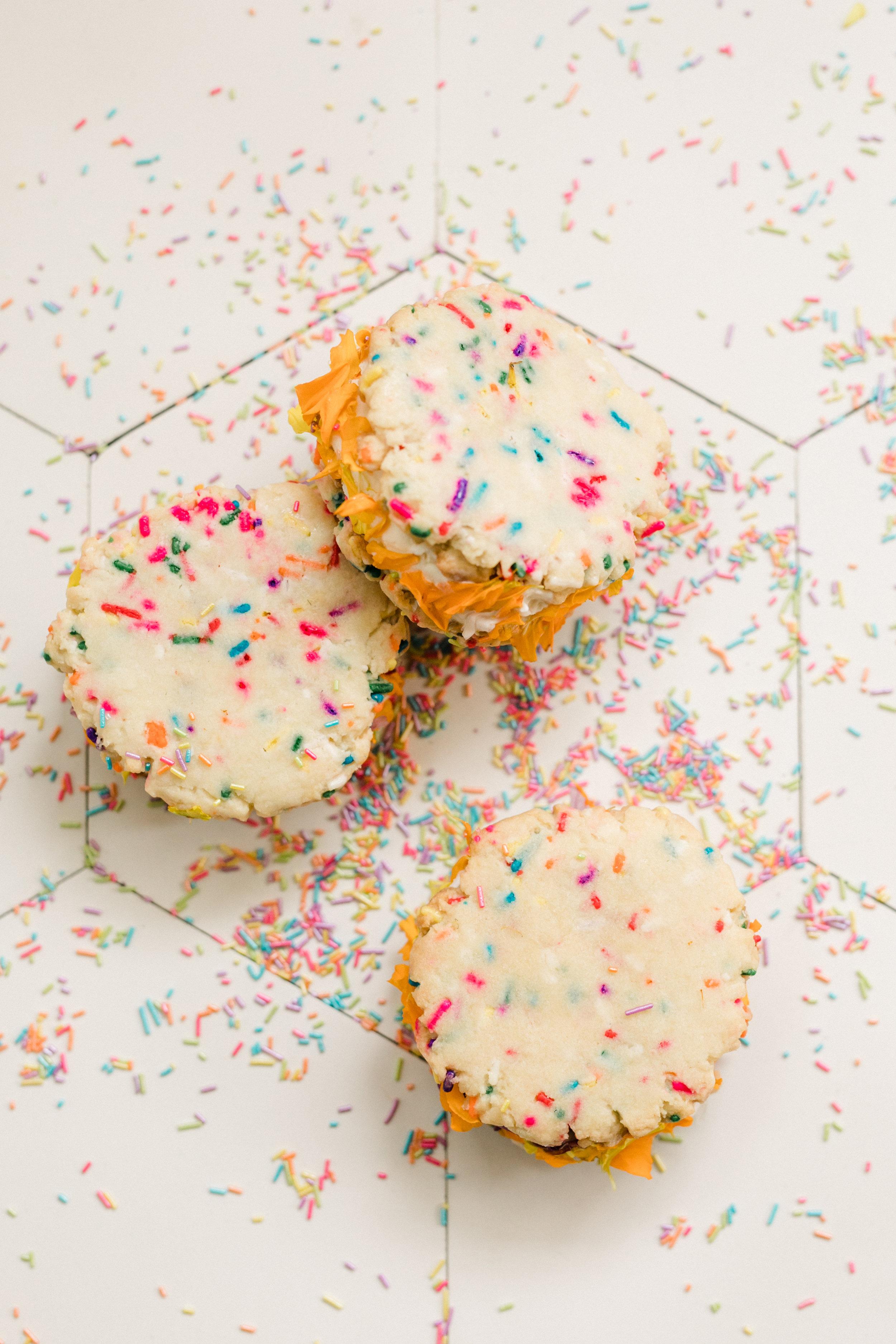 Sprinkle Ice Cream Sandwiches - The Wild Posy.jpg