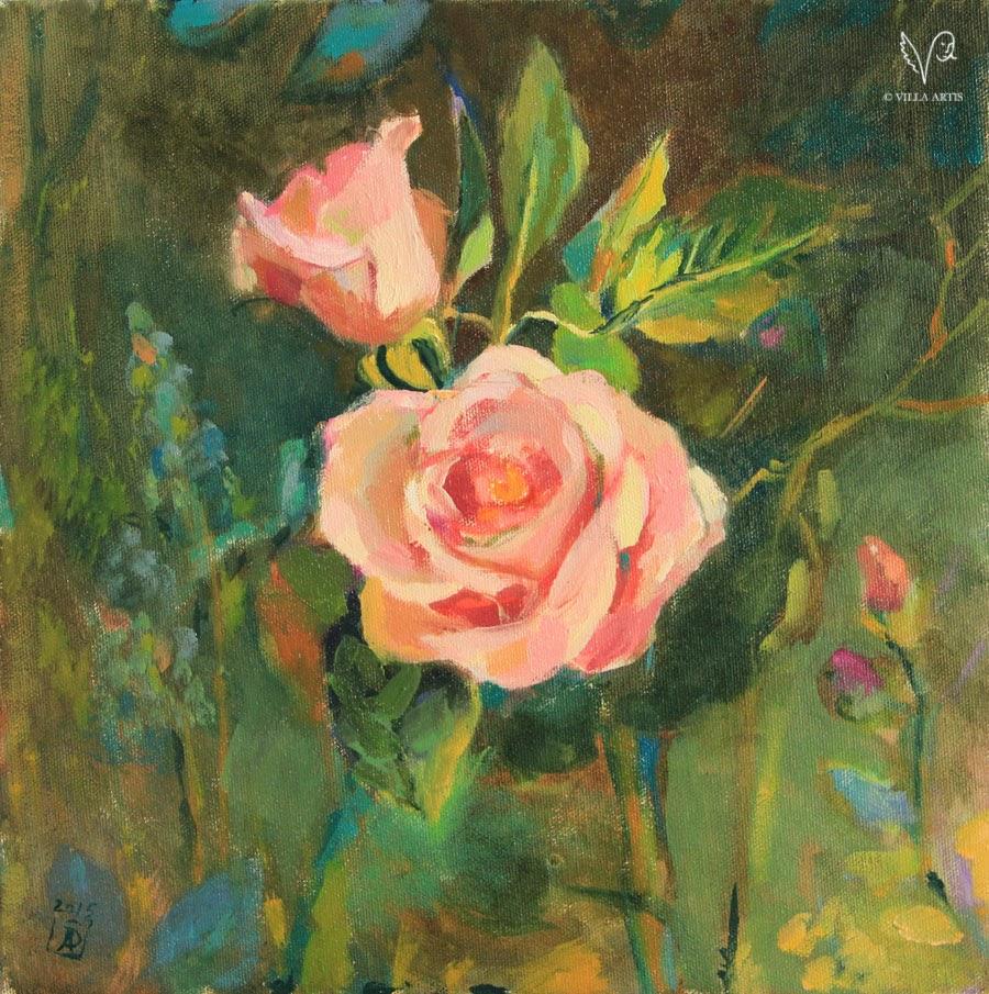 Amelia De Silva (Painting)