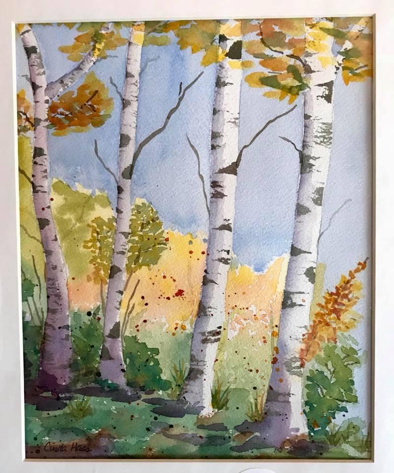 Cinda Haas (Painting)