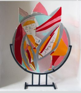 Jill Tanenbaum (Fused Glasswork)