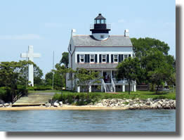 St. Clements Island Museum
