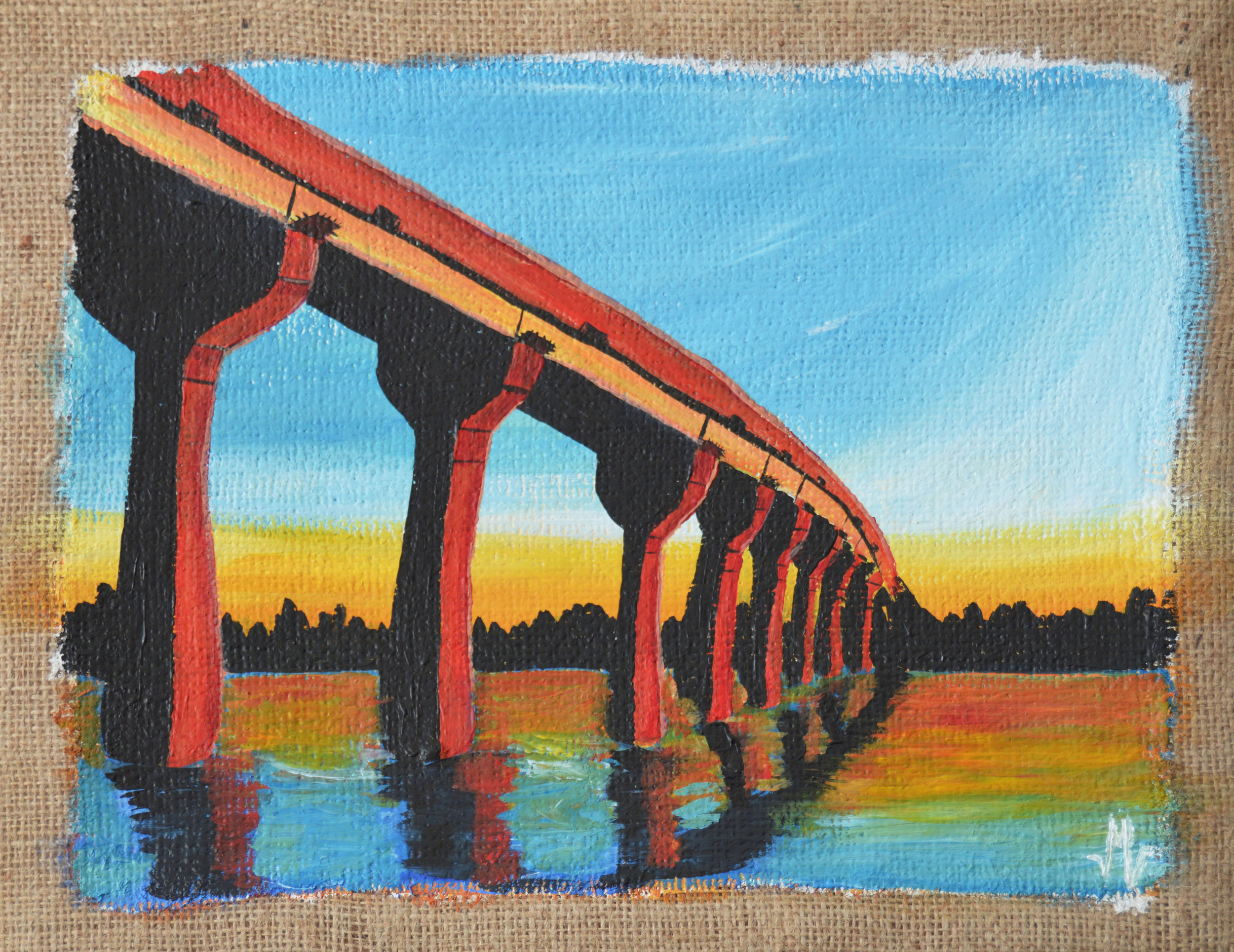 TJ Bridge