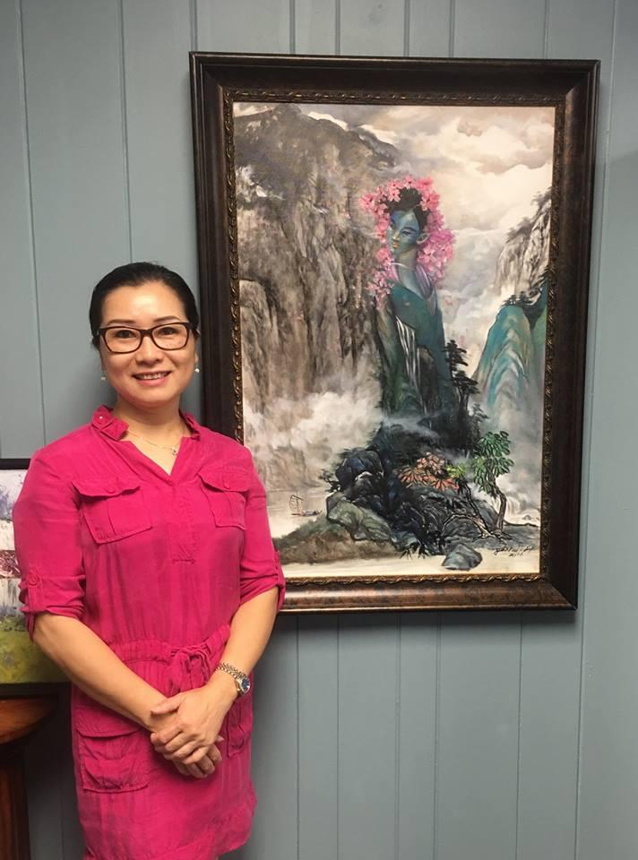 ArtWalk 2018 2nd Place Winner - Yan Hui Hazzard