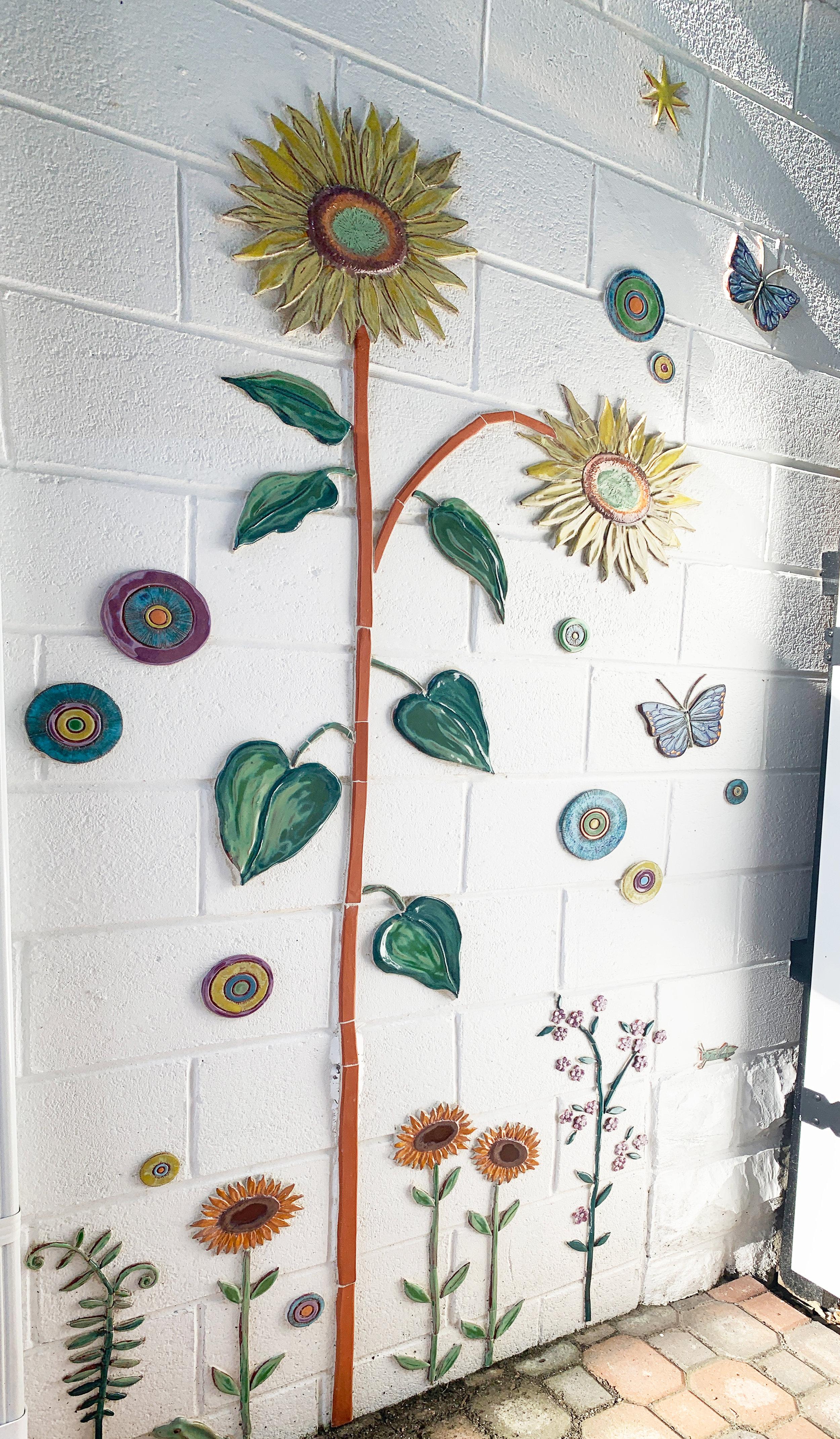 Hidden Mosaic Garden