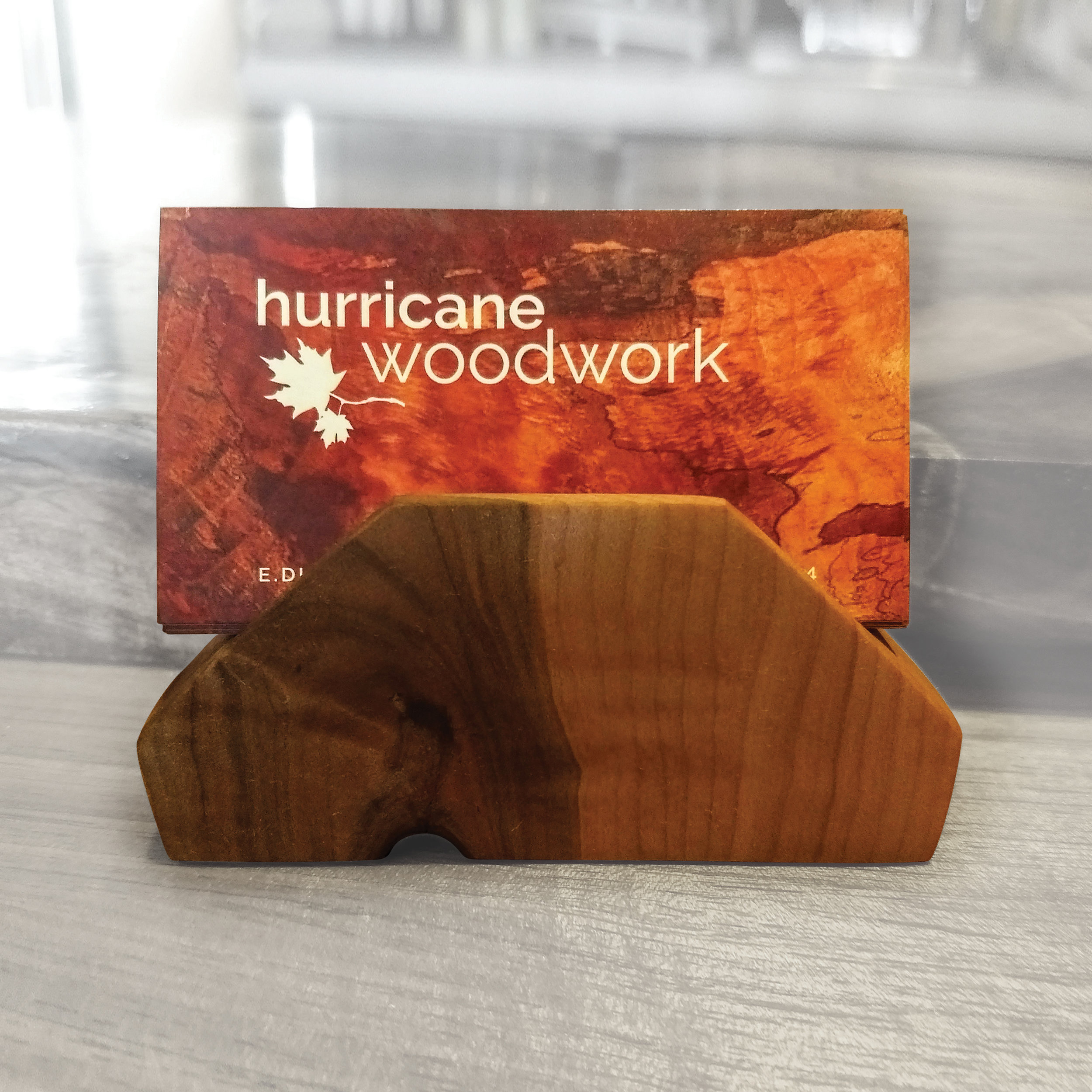 Curly Maple Business Card Holder_1.jpg