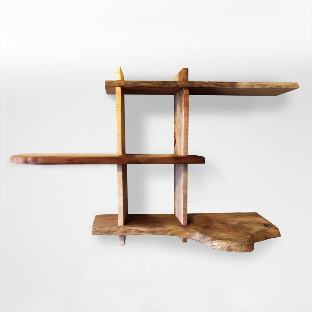Sycamore-&-Curly-Maple-Tri-Level-Floating-Shelf-1.jpg