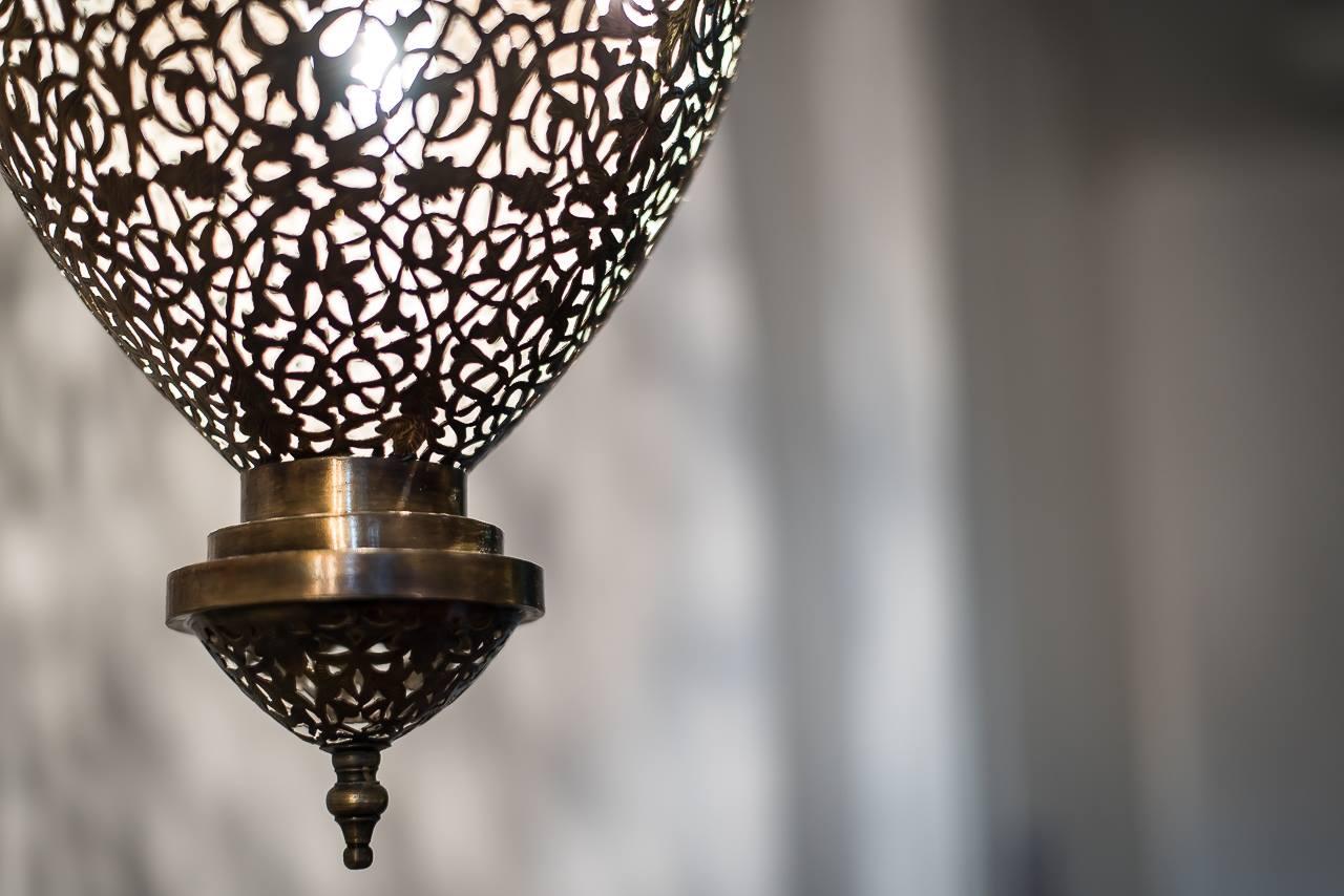 Marrokanische Lampe OrientalSugaring