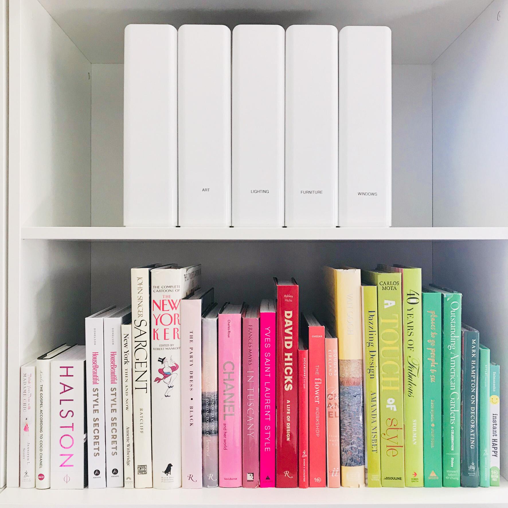 rainbow design books