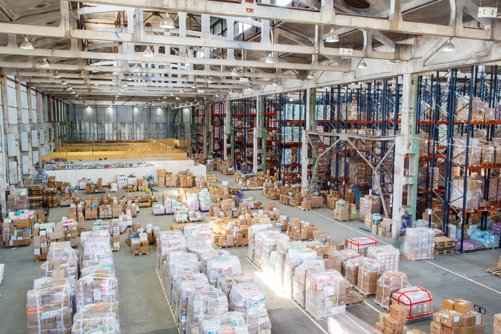 Product Warehousing - Have your product(s) delivered directly to our warehouse facility. When we receive your inventory in our distribution center, we will verify that the shipment is accurate, inspect your goods for damage and stock the items for future shipping.