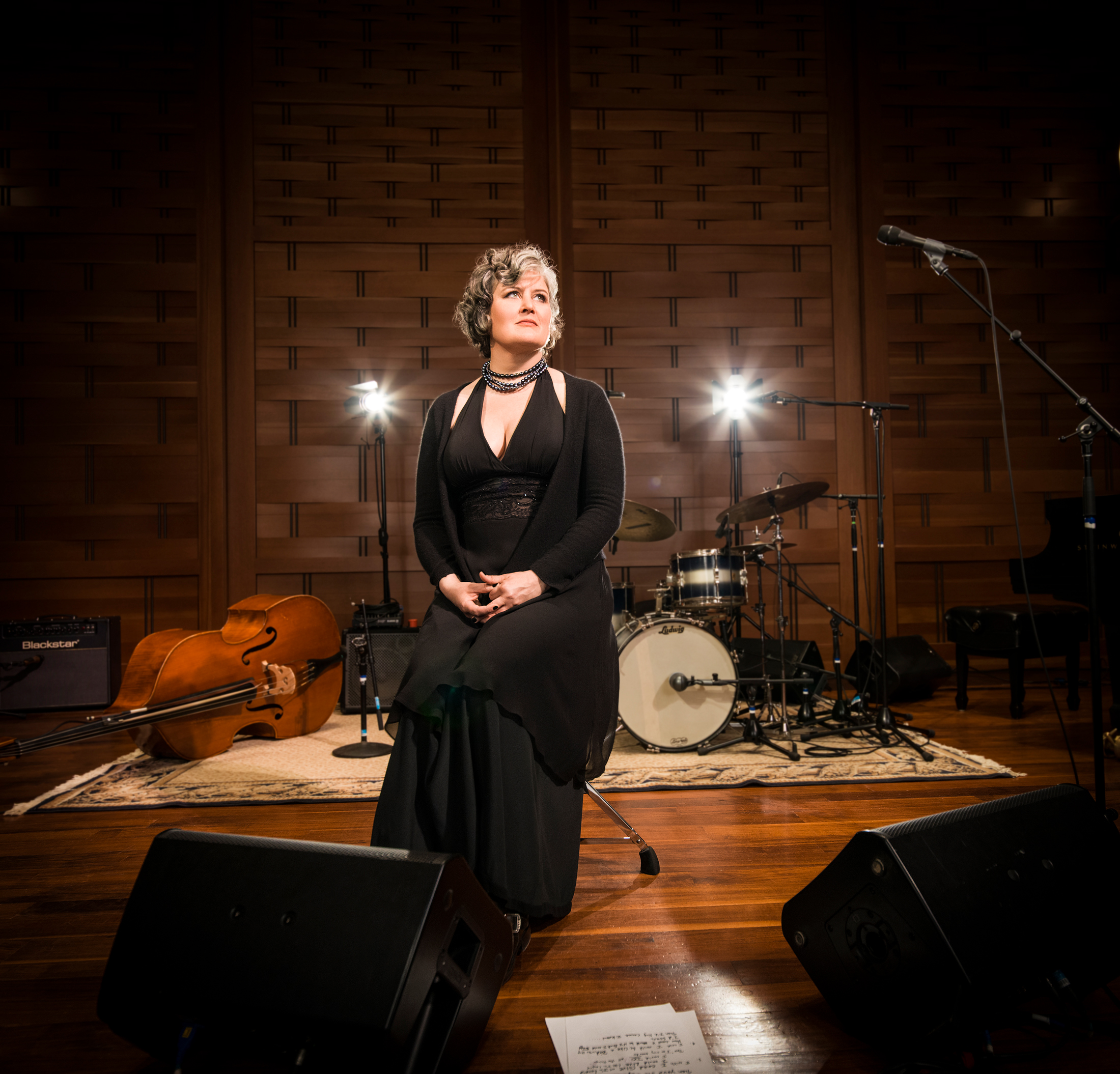 Paula Cole at the Shalin Liu Performance Center