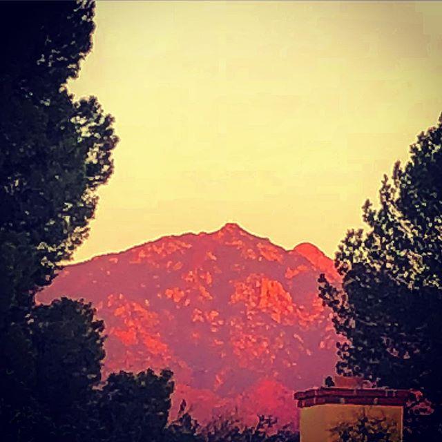 Love the Arizona sunsets!