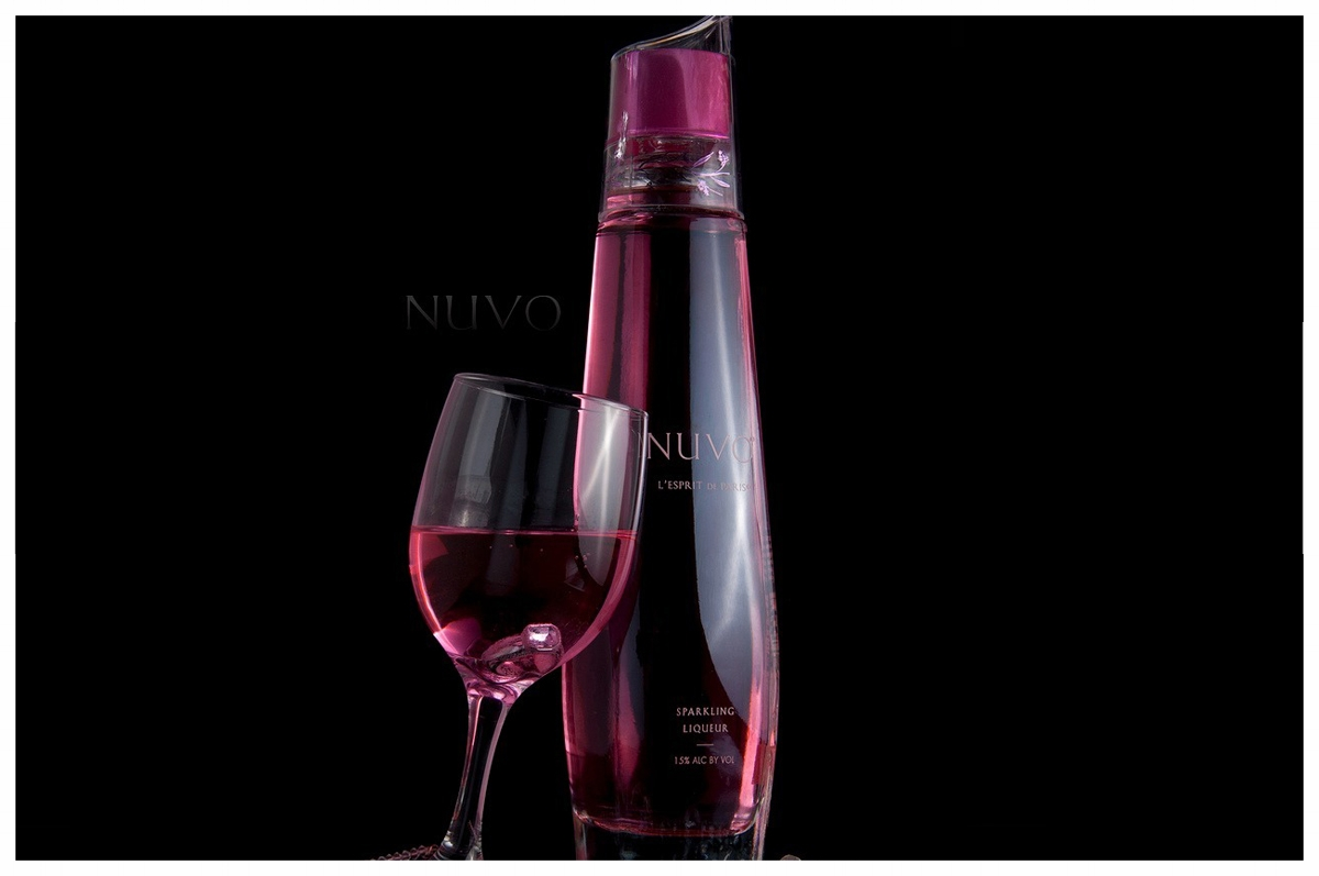Nuvo Sparkling Liqueur - In-Store Campaign