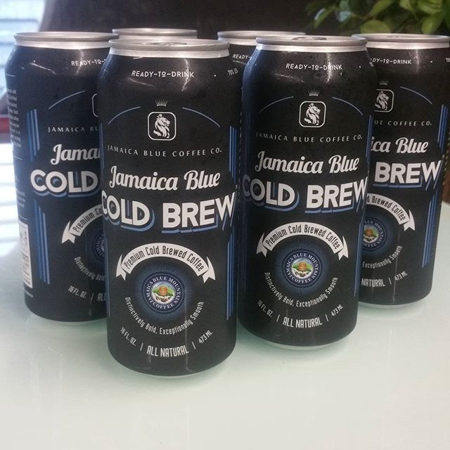 Introducing the newest member to our team! Our premium Jamaica Blue Cold Brew (nitro infused) Ready-to-Drink cans will be available in the New Year at select retail locations. #coldbrewcoffee #caffeine #nitro #vancouver #coffee #jamaicabluemountian #buylocal #jamaica #stoked #smoothcoffee