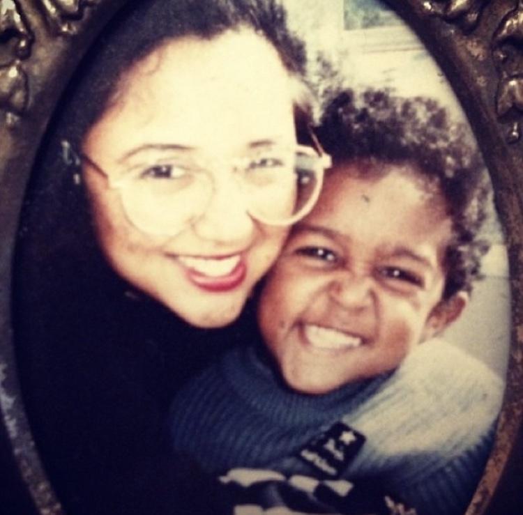 Rohan & Mama Chi