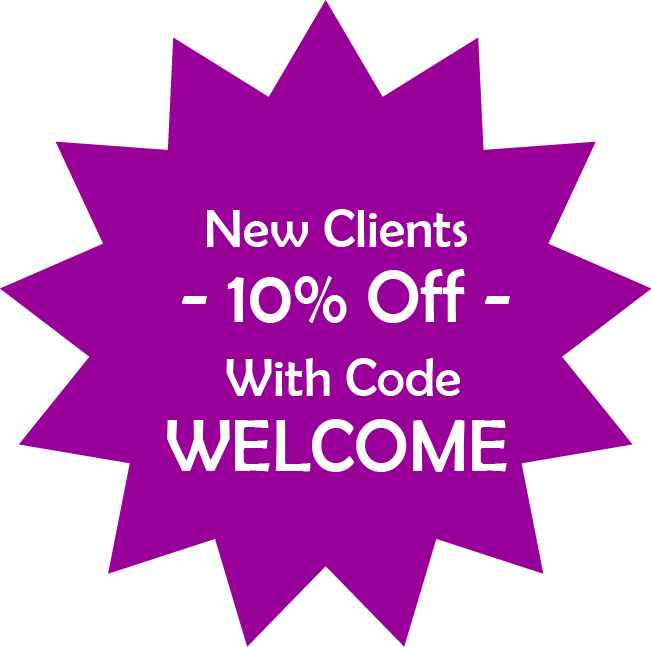 New Client Code - WELCOME