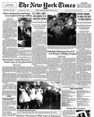 NYT Article - Front Page.png