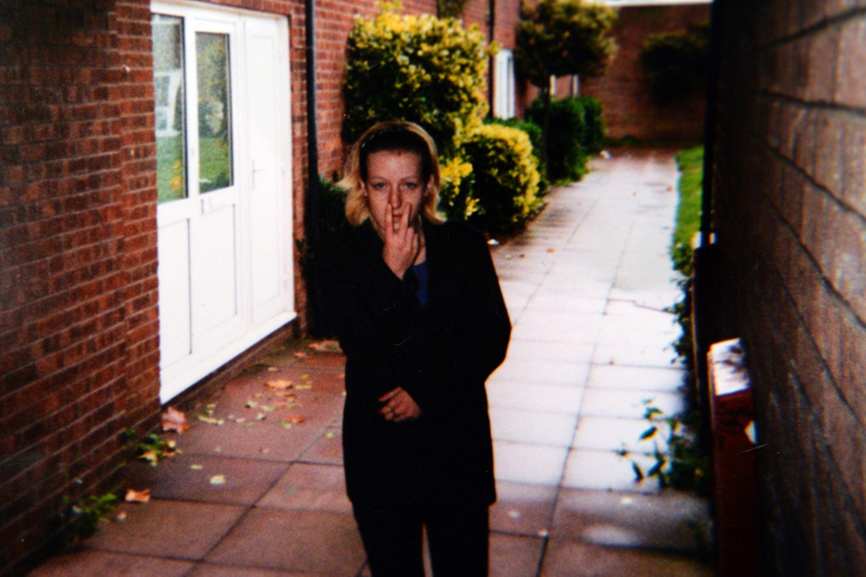 Joanna during her teenage years.