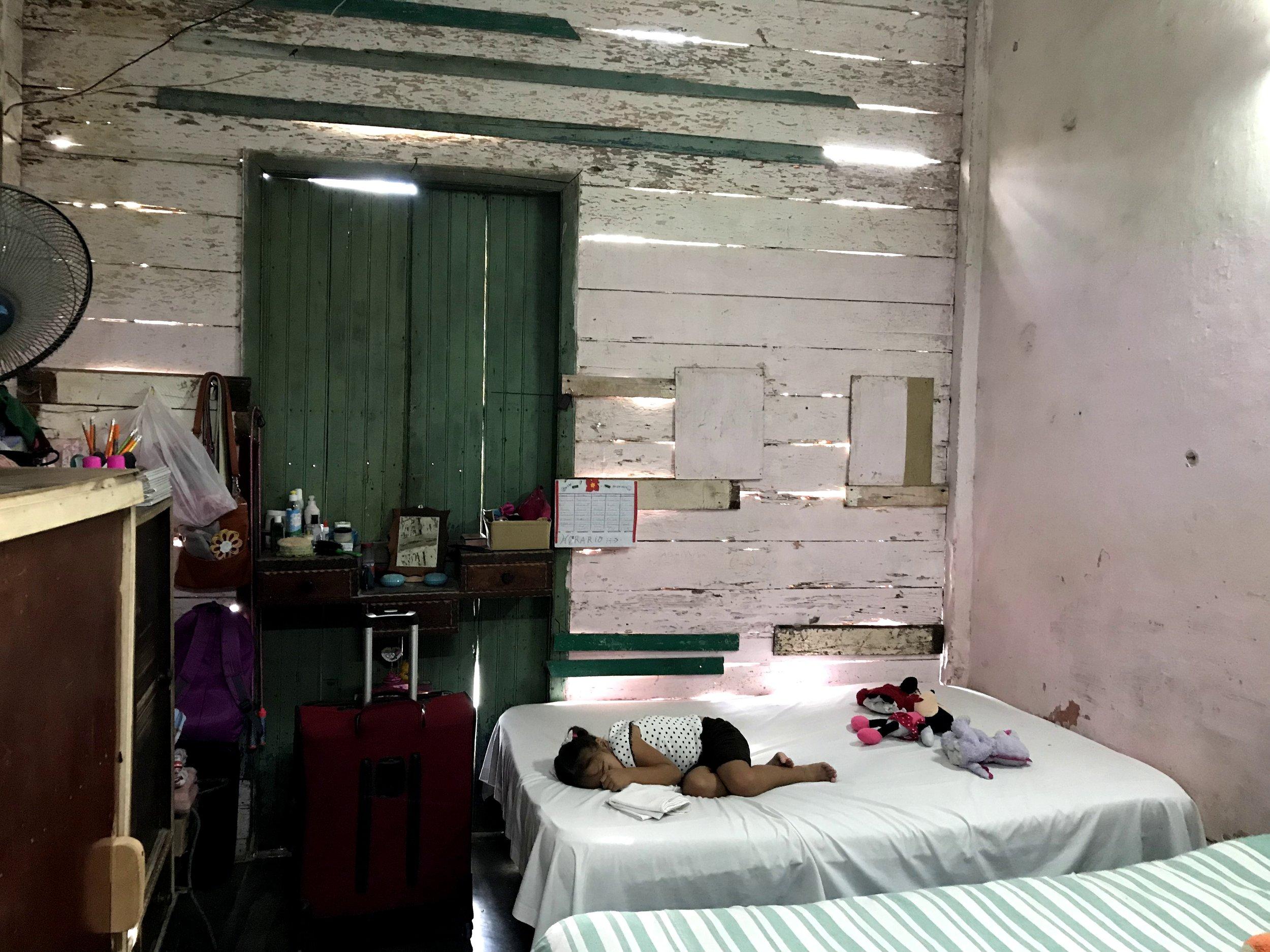 Original Bedroom