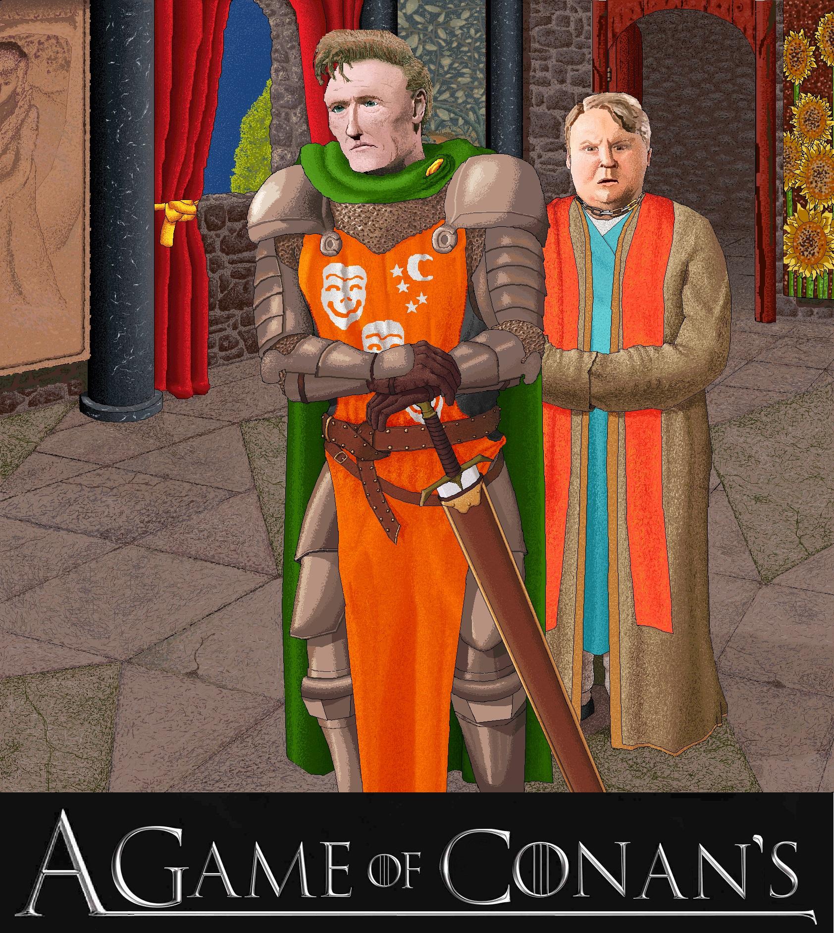 A Game of Conan's (2011)