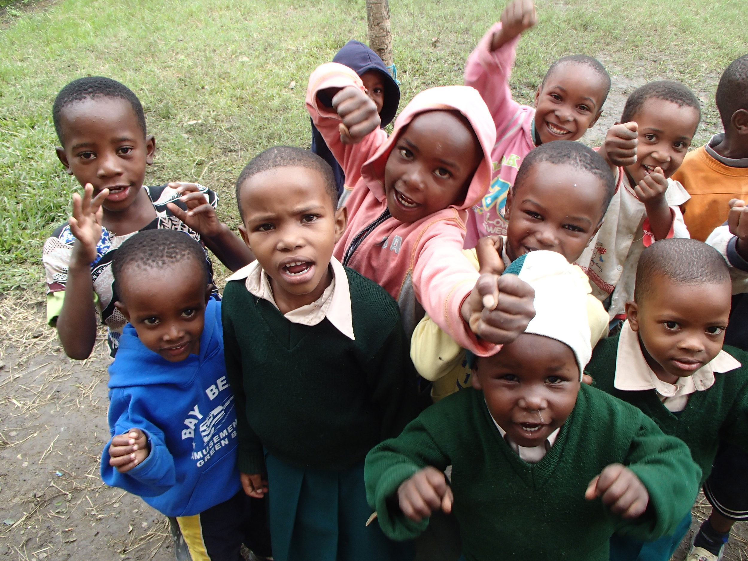 And these amazing kids were such a big part of my life while I was there.   www.afroplanfoundation.com