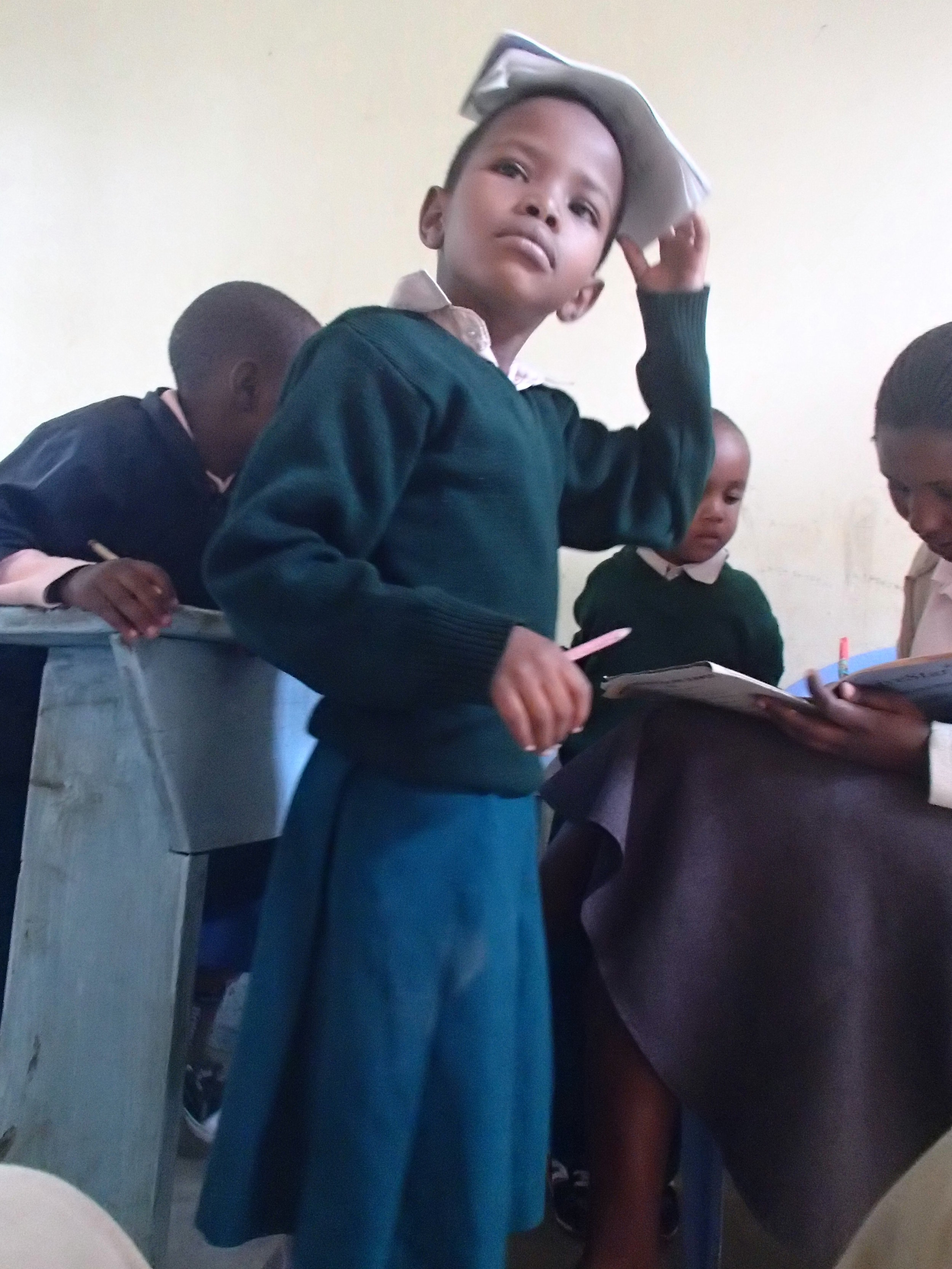 Learning by osmosis.   www.afroplanfoundation.com