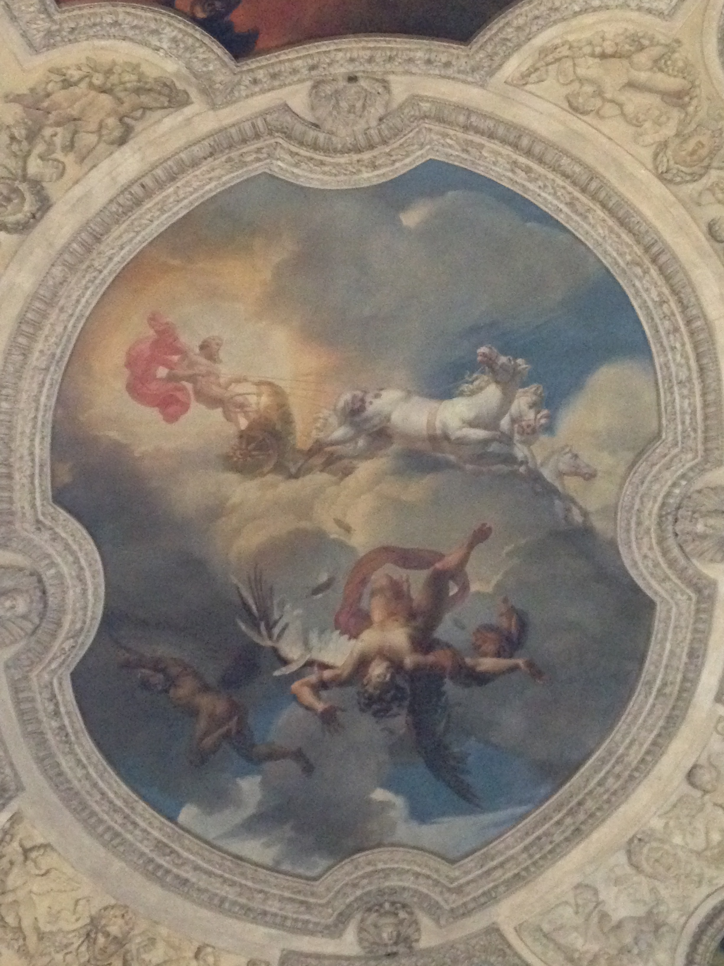 Icarus at the Louvre!