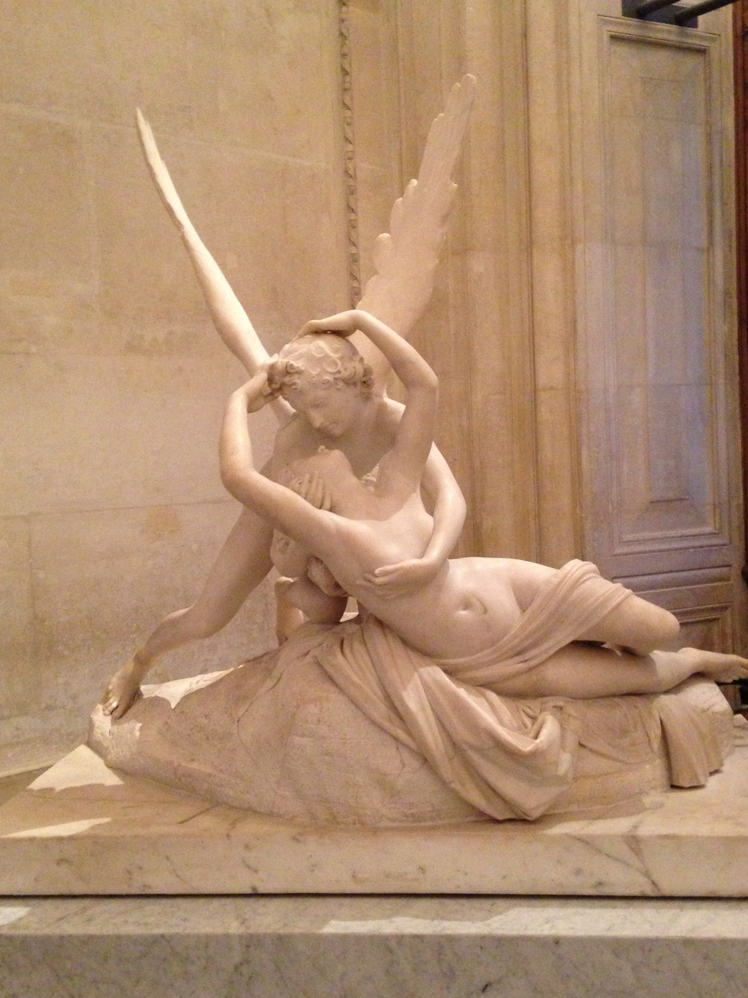 Cupid and Psyche. (Not Icarus.) I still love this.