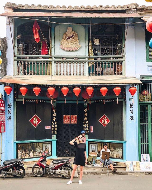 📍Hoi An, Vietnam 🇻🇳 featuring @life.of.brit #TravelDreamSeekers ✨