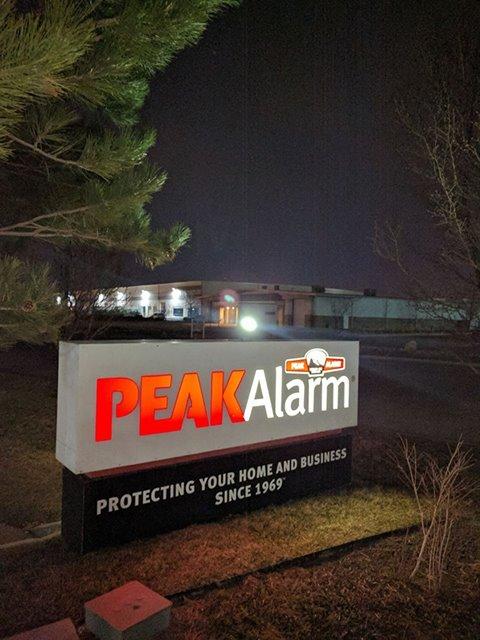 Peak Alarm has 5 offices in Utah and Idaho