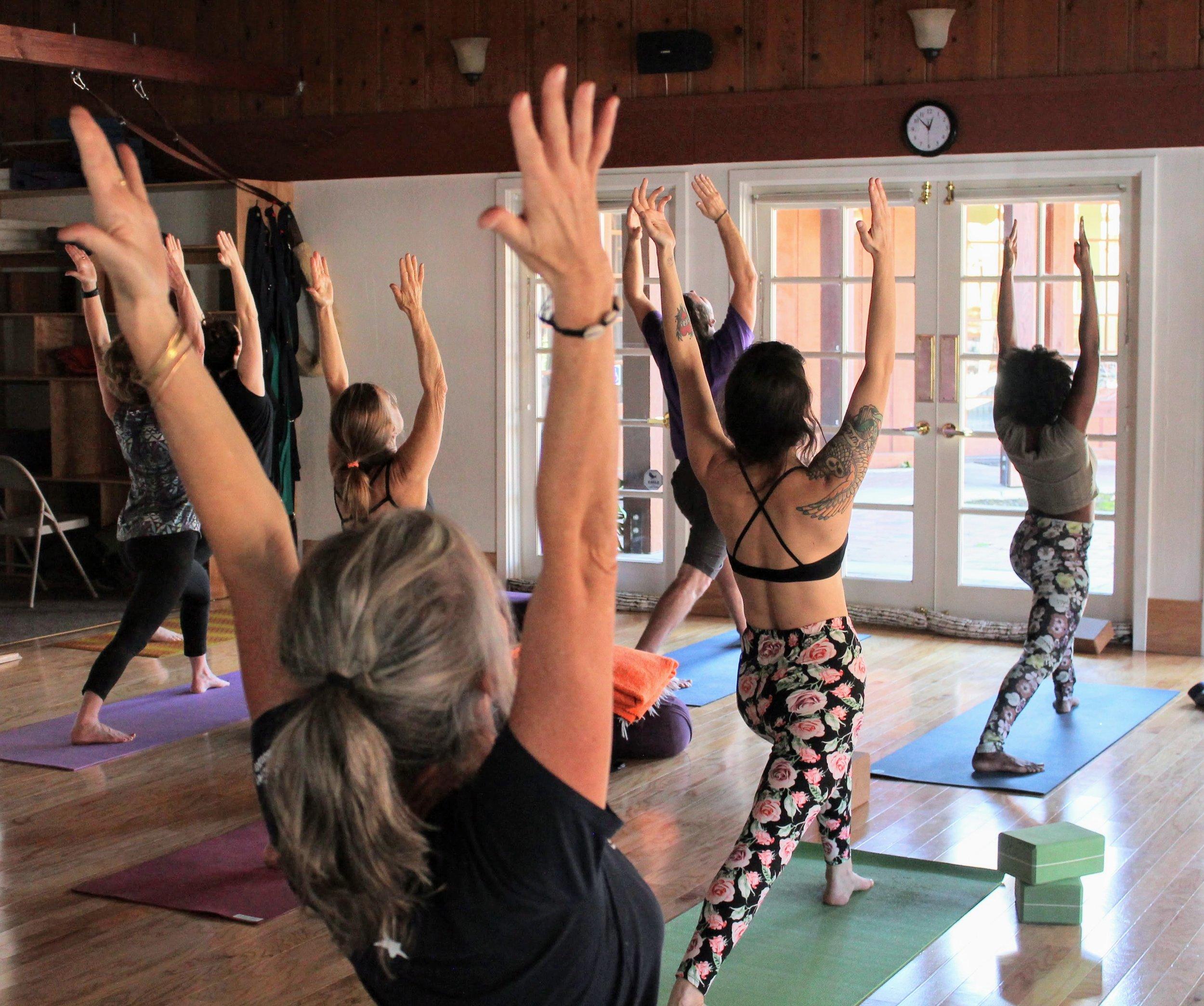 Yoga Center of Chico