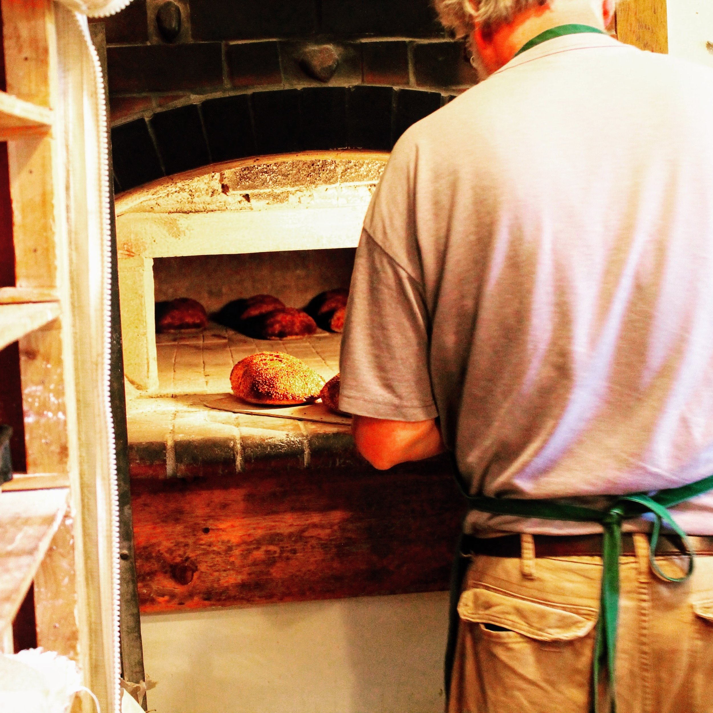 Hearth and Stone Bakery in Cohasset, CA