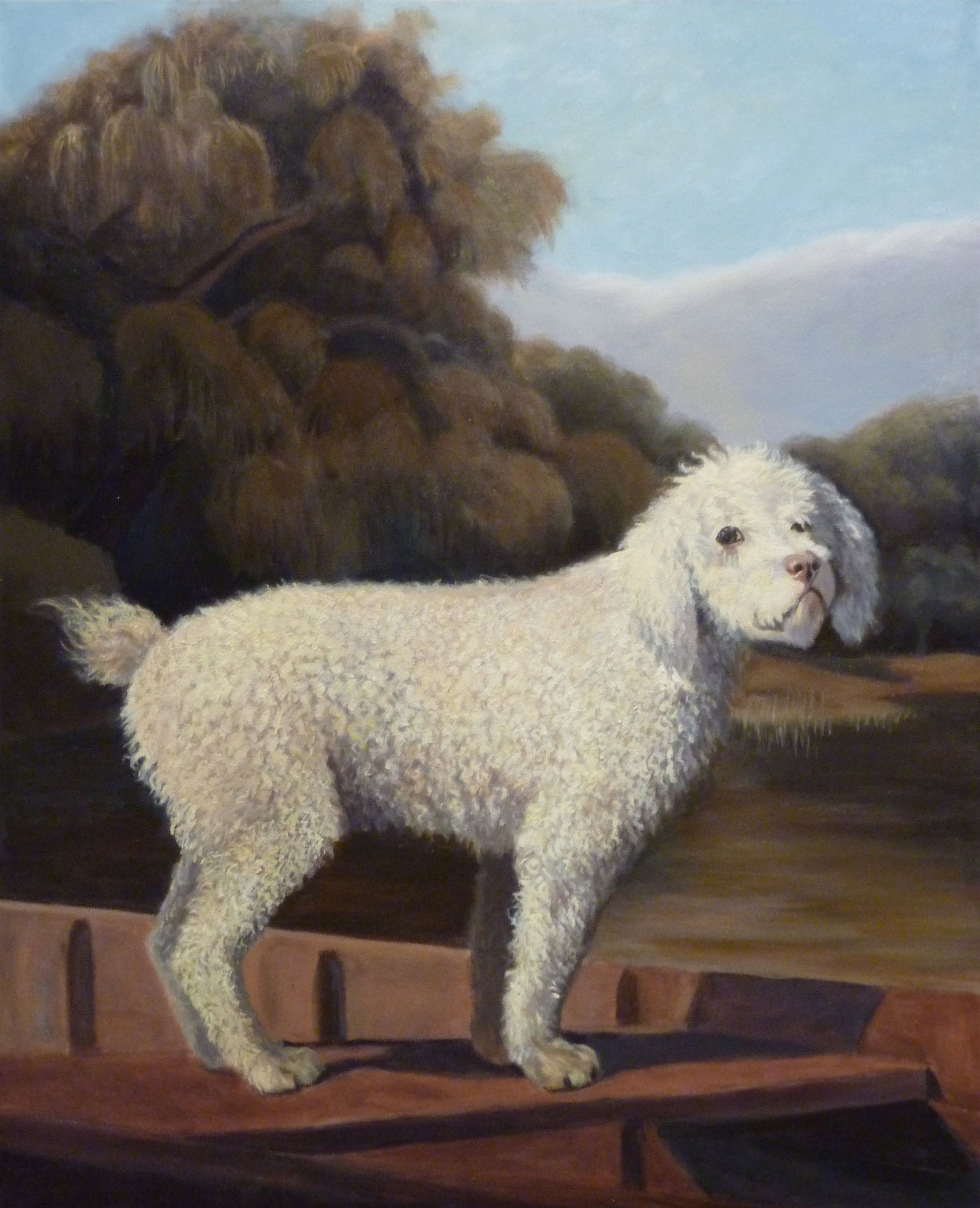 Copy after George Stubbs