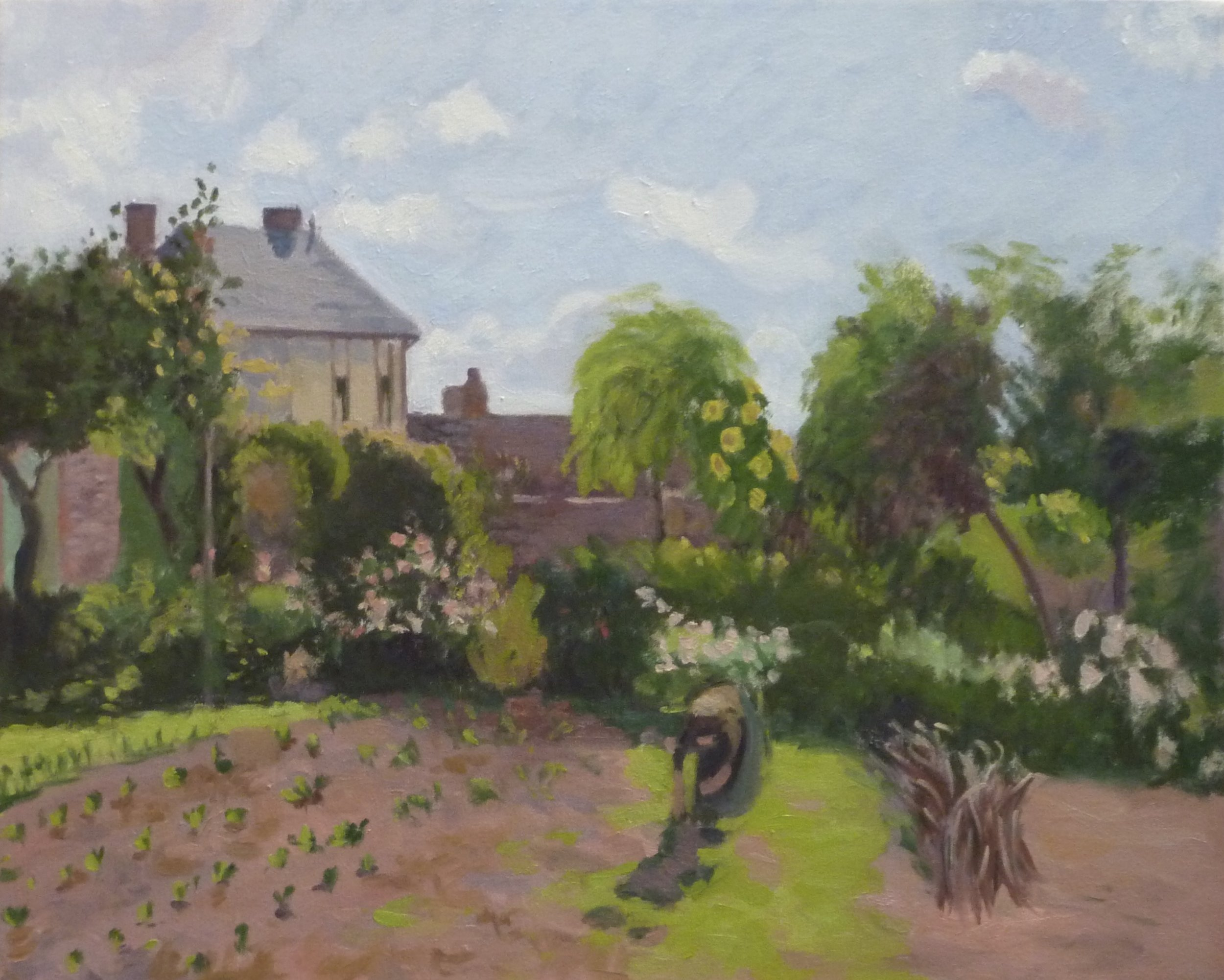 Copy after Camille Pissarro