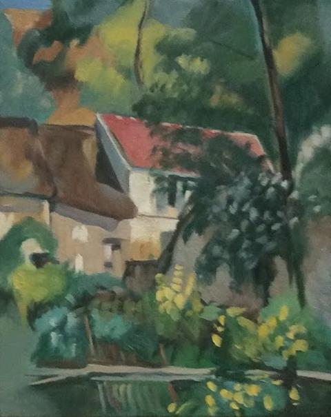Copy after Paul Cézanne