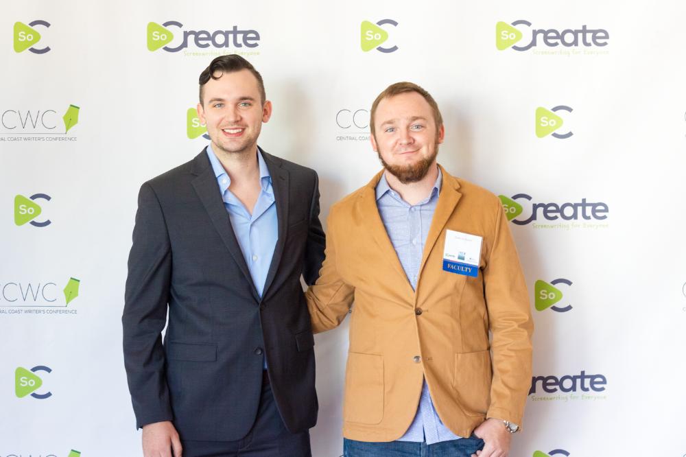 Dylan Blake & Dakota Shane, co-founders of Copy Buffs.