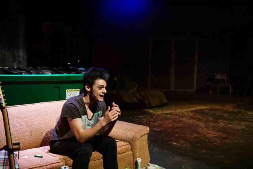 Will in American Idiot at 1stStage