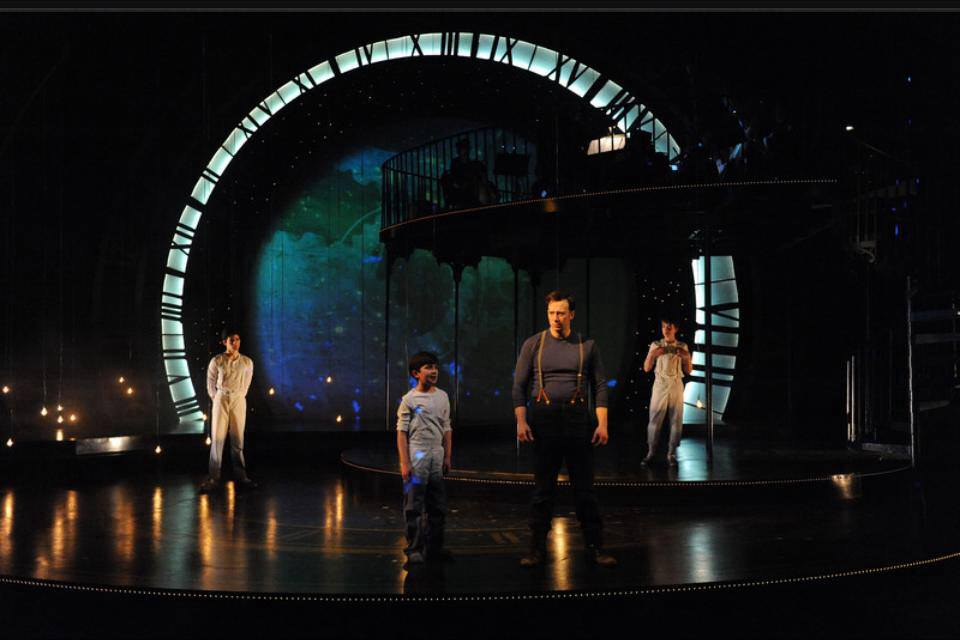 Starkeeper in Carousel at Olney Theatre Center