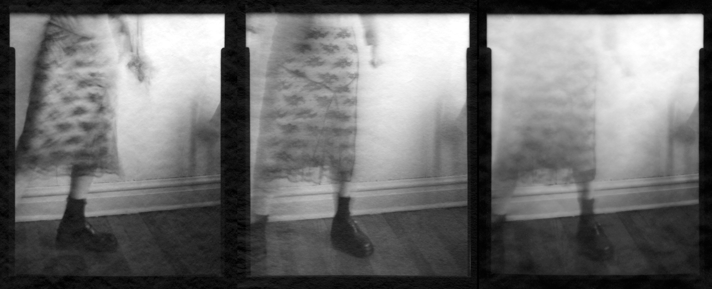 skirt triptych
